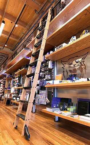 Weber State Downtown Store